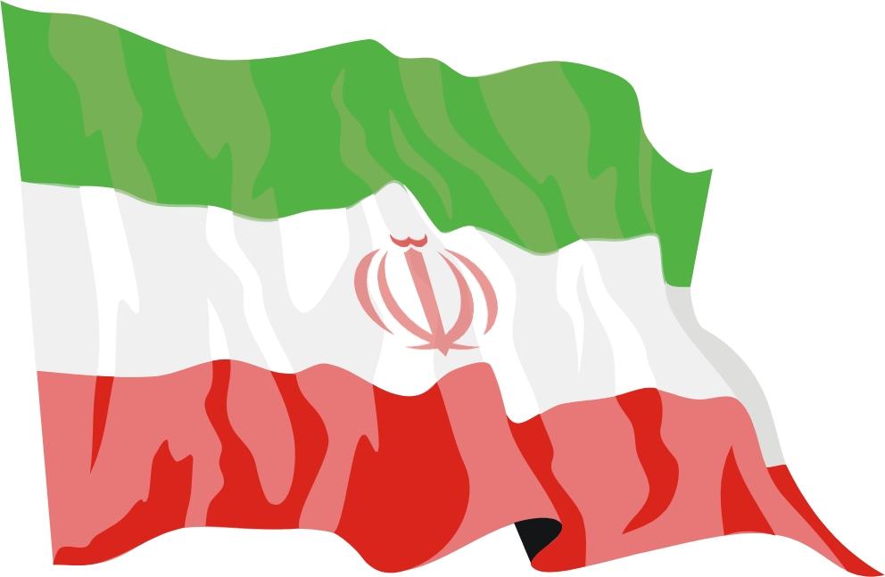 flag iran - اجاره آتلیه همکار استودیو عکس و فیلم گروه هنری و خدماتی اندیشه نو