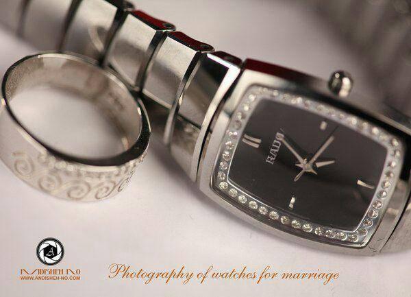 عکاسی صنعتی تبلیغاتی الماس و جواهرات