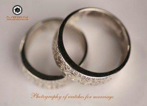 عکاسی از انگشتر های قیمتی
