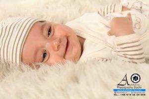 آتلیه عکاسی نوزاد و بارداری