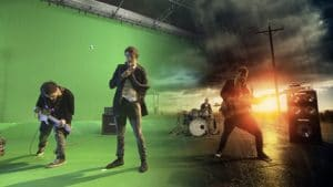 ساخت موزیک ویدئو و میکس کلیپ