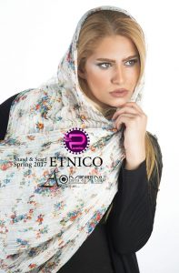 n fashion photography and clothing and modeling shawls scarf andisheh no 11 197x300 - عکاسی شال و روسری و مد و پوشاک