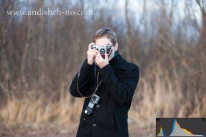مقاله ای در رابطه با هیستوگرام در عکاسی