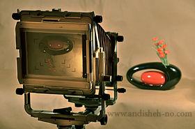 مقاله ای در رابطه با دوربین های قطعه بزرگ
