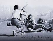 مقاله ای در رابطه با عکاسی جنگ