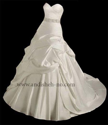 مقاله ای در رابطه با انتخاب لباس عروس مناسب