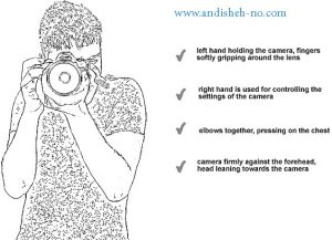 prevent camera shake 1 300x217 - چگونه جلوی لرزش دوربین را بگیریم