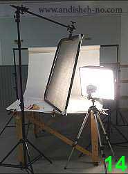 مقاله ای در رابطه با عکاسی از اجسام براق