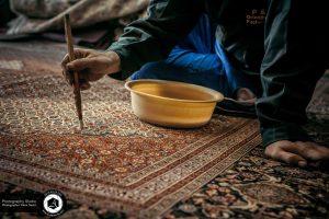 carpet buy rug sale market photography nima nasiri 14 300x200 - اتلیه عکاسی فرش و استودیو عکس حرفه ای گلیم