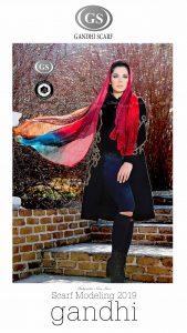 gandgi scarf model 2019 fashion modeling 5 169x300 - عکاسی تبلیغاتی و مدلینگ گاندهی