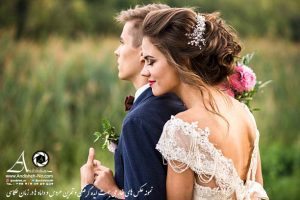 best movie wedding hair ateliyer photography garden bridal bride groom andisheh no featured ceremony outdoor tehran east iran fashion modeling andisheh no nima nasiri 48 300x200 - Bride and groom embracing in the park