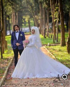 best movie wedding hair ateliyer photography garden bridal bride groom andisheh no featured ceremony outdoor tehran east iran fashion modeling andisheh no nima nasiri 4 1 240x300 - نمونه عکاسی آتلیه عروس و آلبوم عکس عروسی