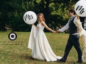 balloon in wedding photography 1 300x225 - خرید لباس عروس انتخاب آتلیه عکاسی و آرایشگاه عروس