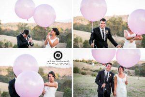 balloon in wedding photography 5 300x201 - عروس و داماد بادکنک آرایی هلیوم عروسی عکس عکاسی طراحی - Balloon in wedding photography (5)