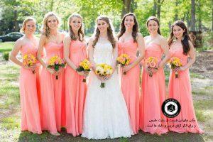 bridesmaid photography studio weding 16 300x200 - انتخاب لباس عروس ، تاج ، مکاپ ، مزون ، دسته گل عروسی