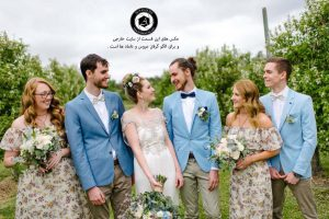 bridesmaid photography studio weding 4 300x200 - عکس ساقدوش عروس و داماد و نمونه لباس مناسب همراه در عروسی - Bridesmaid photography studio weding (4)