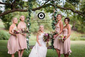 bridesmaid photography studio weding 8 300x200 - انتخاب لباس عروس ، تاج ، مکاپ ، مزون ، دسته گل عروسی