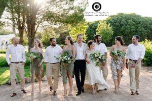 bridesmaid photography studio weding 9 300x200 - انتخاب لباس عروس ، تاج ، مکاپ ، مزون ، دسته گل عروسی