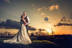 double image of bride and groom 8 300x200 - خرید لباس عروس انتخاب آتلیه عکاسی و آرایشگاه عروس