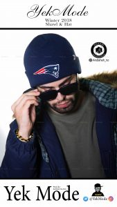 hat cap man modeling photogtaphy 7 169x300 - عکاسی مدلینگ کلاه و شال گردن و بافت زنانه و مردانه