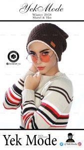hat winter shawl 2018 modeling photography andisheh no 7 169x300 - عکاسی مدلینگ کلاه و شال گردن و بافت زنانه و مردانه