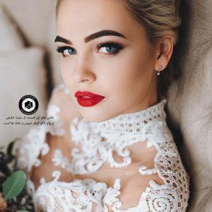 makeup bride bridal salon modeling studio photography 11 300x300 - انتخاب لباس عروس ، تاج ، مکاپ ، مزون ، دسته گل عروسی