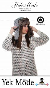 hat modeling photography studio andisheh no 25 169x300 - عکاسی مدلینگ کلاه و شال گردن و بافت زنانه و مردانه