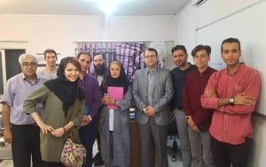 ershad estedadi photographer biography 2 300x189 - Biography of Iranian Photography Professors