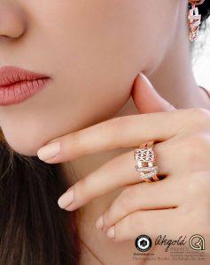 gold jewelry ring earrings ring bracelet sell buy photography modeling 2 1 237x300 - عکاسی شیک ترین مدل های سرویس طلا و جواهرات