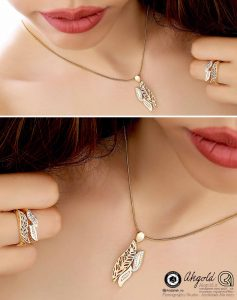 gold jewelry ring earrings ring bracelet sell buy photography modeling 2 237x300 - عکاسی طلا و جواهر