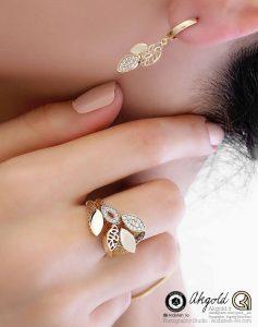 gold jewelry ring earrings ring bracelet sell buy photography modeling 5 2 237x300 - عکاسی شیک ترین مدل های سرویس طلا و جواهرات