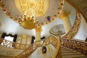 golden mansion garden wedding architectural 1 3 300x200 - عکاسی معماری عمارت ساختمان نما