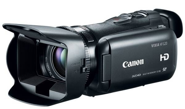 Canon VIXIA HF G20 Prosumer Full HD Camcorder20andisheh no.com  - آشنایی با تکنولوژی اچ دی و فول اچ دی