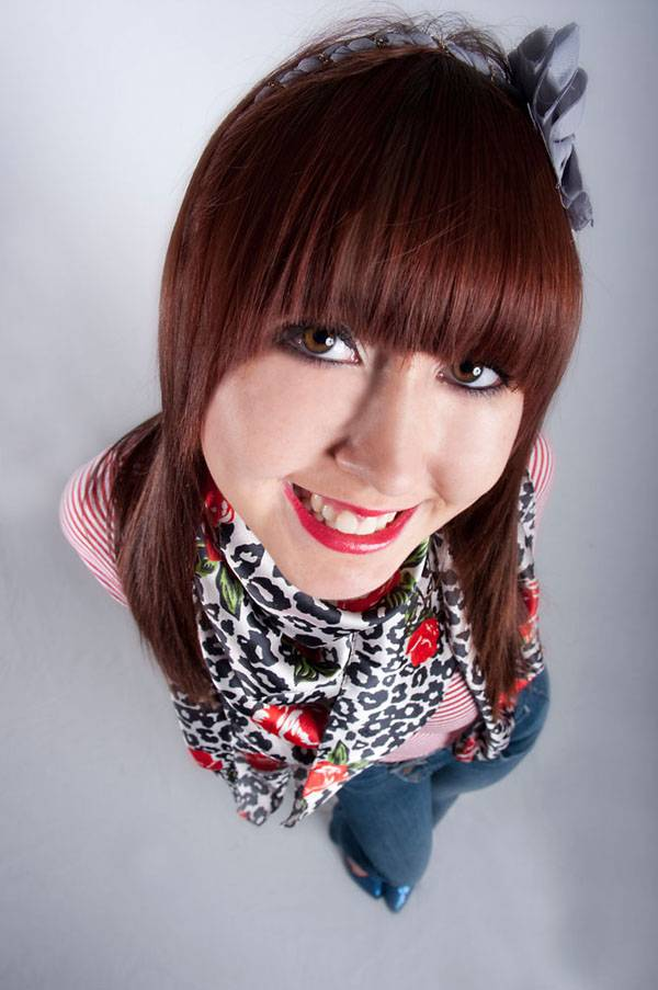Chloe lenzak - لنز واید و کاربرد آن