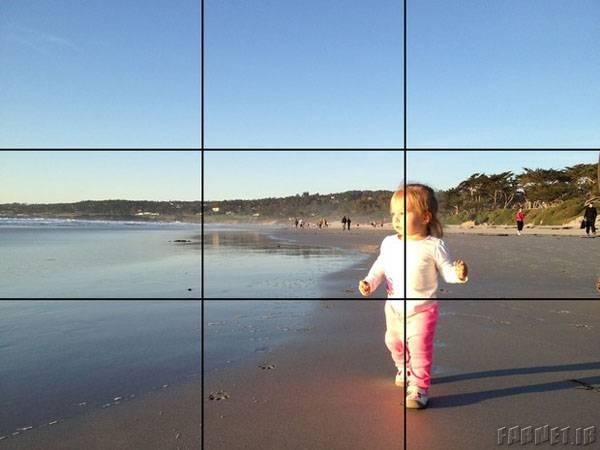 How to use the rule of thirds 4 - قانون یک سوم در عکاسی و فیلمبرداری چیست